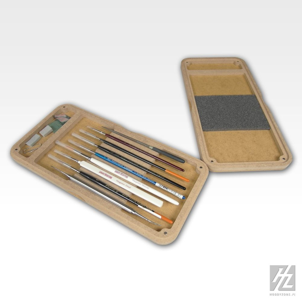 Hobbyzone Brush Box - Hobbyzone - HZ-bb1