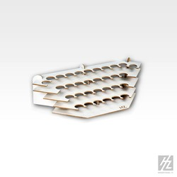 Corner Paint Stand - 26mm - Hobbyzone - HZ-s1ns
