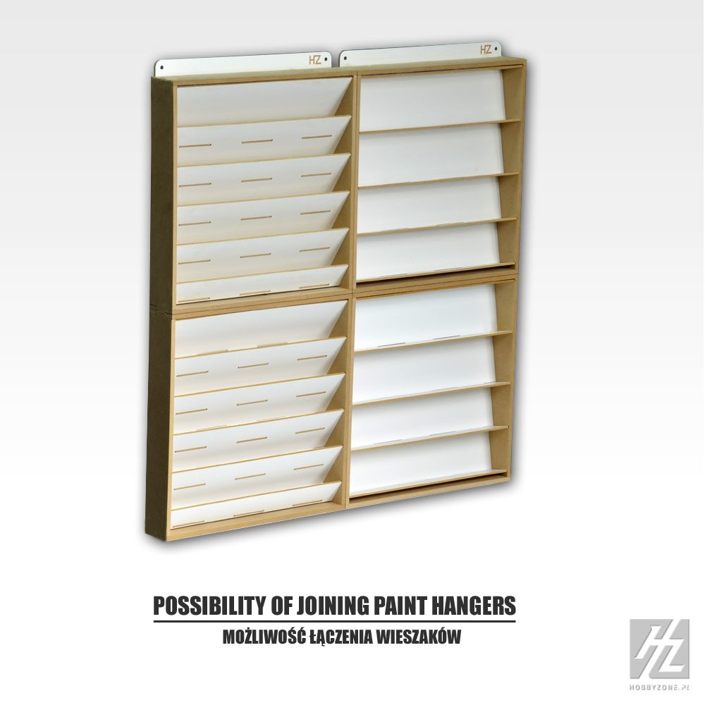 Hobbyzone Paint Hanger - 26mm - Hobbyzone - HZ-s3s