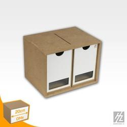 Drawers Module x 2 - Hobbyzone - HZ-OMs01