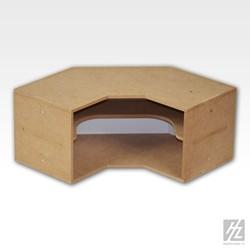 Corner Shelves Module - Hobbyzone - HZ-OM04