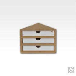 Ending Corner Drawers Module - Hobbyzone - HZ-OM11