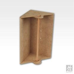 Corner Paper Towel Module - Hobbyzone - HZ-OM08b