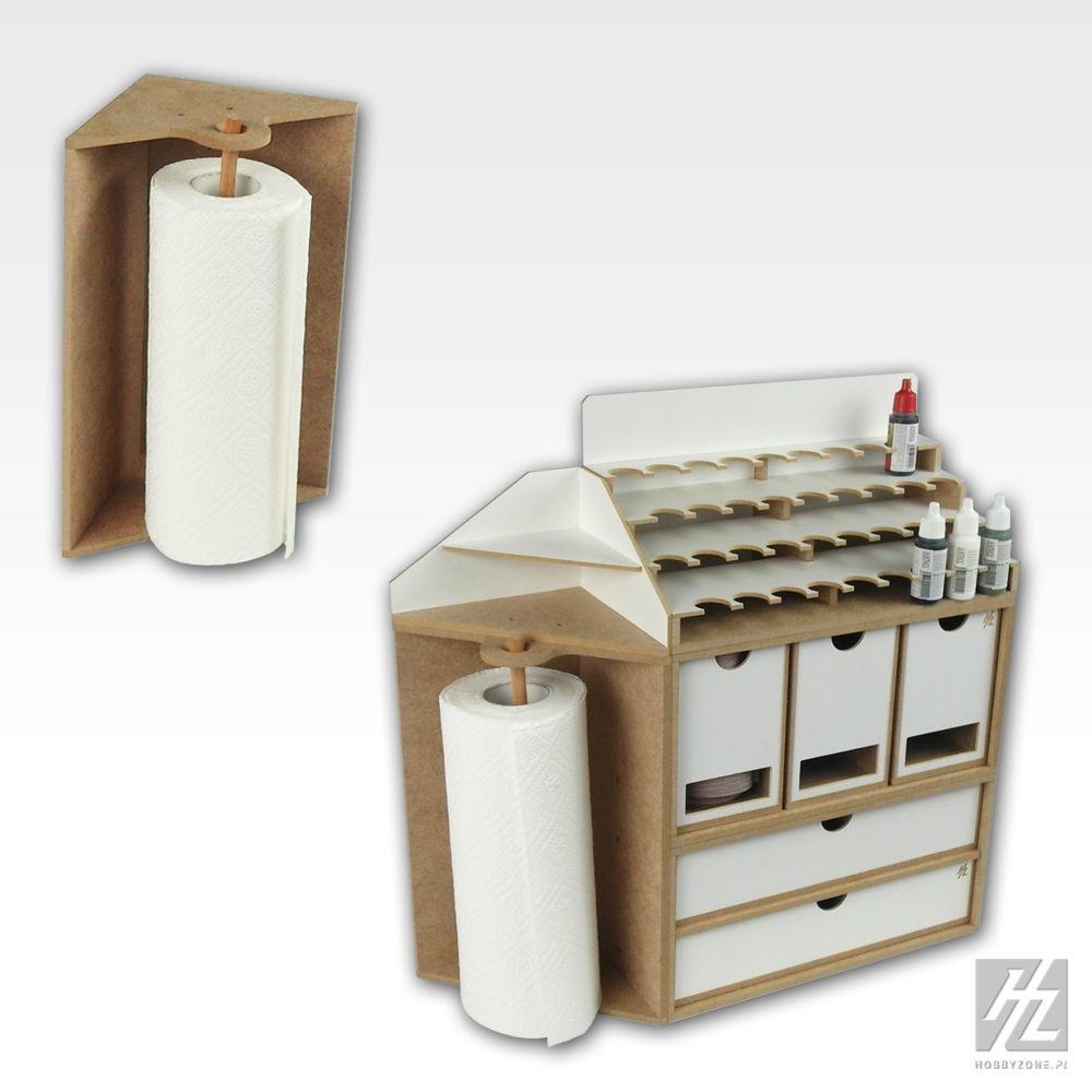 Hobbyzone Corner Paper Towel Module - Hobbyzone - HZ-OM08b