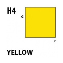 Aqueous Hobby Color Yellow - 10ml - Mr Hobby / Gunze - MRH-H-004