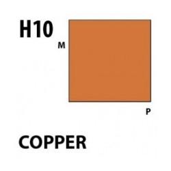 Aqueous Hobby Color Copper - 10ml - Mr Hobby / Gunze - MRH-H-010