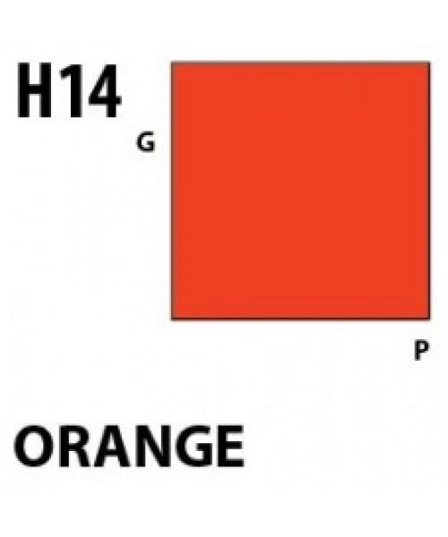 Mr Hobby / Gunze Aqueous Hobby Color Orange - 10ml - Mr Hobby / Gunze - MRH-H-014
