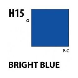 Aqueous Hobby Color Bright Blue - 10ml - Mr Hobby / Gunze - MRH-H-015