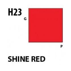 Aqueous Hobby Color Shine Red - 10ml - Mr Hobby / Gunze - MRH-H-023