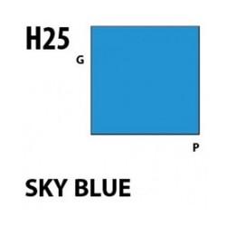 Aqueous Hobby Color Sky Blue - 10ml - Mr Hobby / Gunze - MRH-H-025