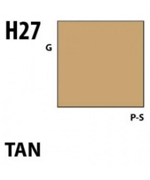 Mr Hobby / Gunze Aqueous Hobby Color Tan - 10ml - Mr Hobby / Gunze - MRH-H-027