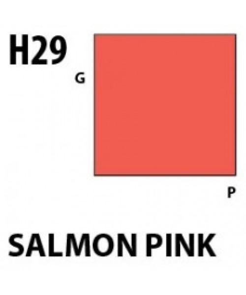 Mr Hobby / Gunze Aqueous Hobby Color Salmon Pink - 10ml - Mr Hobby / Gunze - MRH-H-029