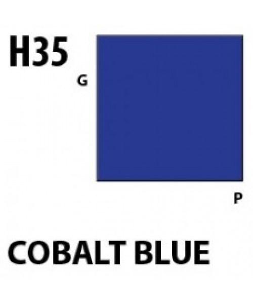 Mr Hobby / Gunze Aqueous Hobby Color Cobalt Blue - 10ml - Mr Hobby / Gunze - MRH-H-035
