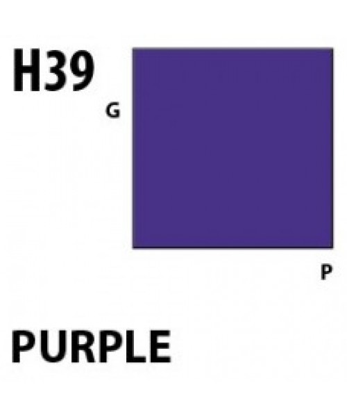 Mr Hobby / Gunze Aqueous Hobby Color Purple - 10ml - Mr Hobby / Gunze - MRH-H-039