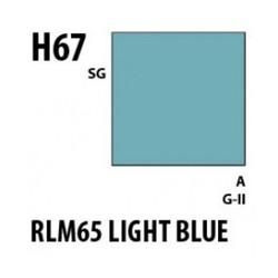 Aqueous Hobby Color Rlm65 Light Blue - 10ml - Mr Hobby / Gunze - MRH-H-067
