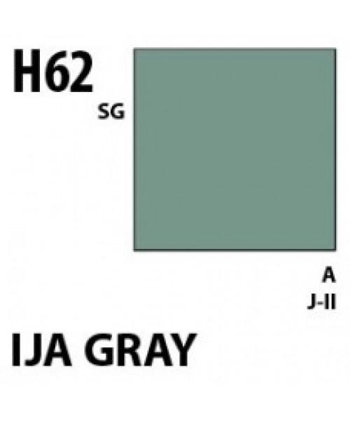 Mr Hobby / Gunze Aqueous Hobby Color Ija Gray - 10ml - Mr Hobby / Gunze - MRH-H-062