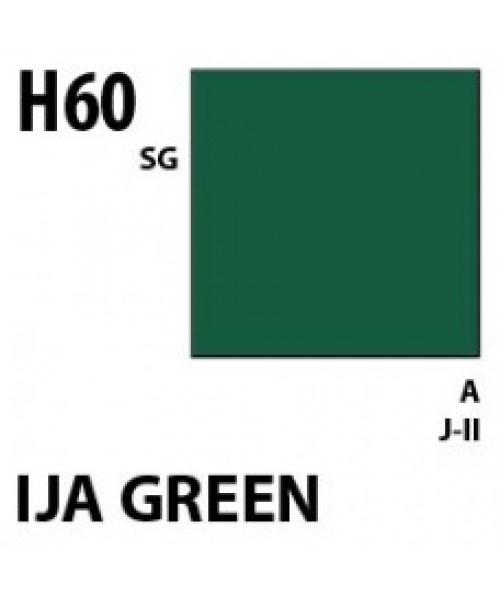 Mr Hobby / Gunze Aqueous Hobby Color Ija Green - 10ml - Mr Hobby / Gunze - MRH-H-060