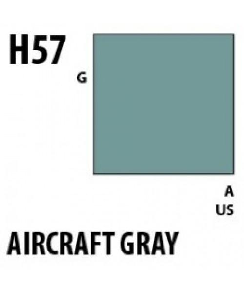 Mr Hobby / Gunze Aqueous Hobby Color Aircraft Gray - 10ml - Mr Hobby / Gunze - MRH-H-057