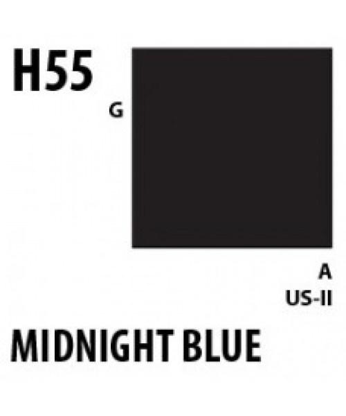 Mr Hobby / Gunze Aqueous Hobby Color Midnight Blue - 10ml - Mr Hobby / Gunze - MRH-H-055