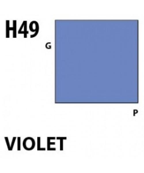 Mr Hobby / Gunze Aqueous Hobby Color Violet - 10ml - Mr Hobby / Gunze - MRH-H-049