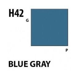 Aqueous Hobby Color Blue Gray - 10ml - Mr Hobby / Gunze - MRH-H-042