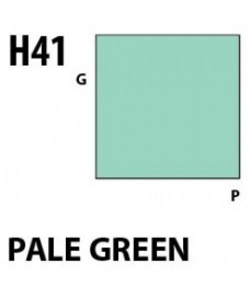 Mr Hobby / Gunze Aqueous Hobby Color Pale Green - 10ml - Mr Hobby / Gunze - MRH-H-041