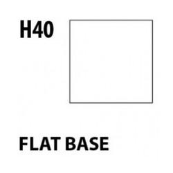 Aqueous Hobby Color Flat Base - 10ml - Mr Hobby / Gunze - MRH-H-040