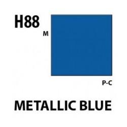 Aqueous Hobby Color Metallic Blue - 10ml - Mr Hobby / Gunze - MRH-H-088