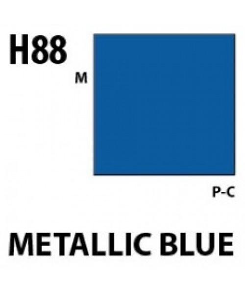 Mr Hobby / Gunze Aqueous Hobby Color Metallic Blue - 10ml - Mr Hobby / Gunze - MRH-H-088