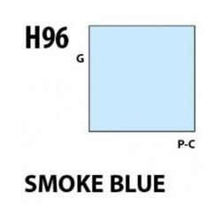 Aqueous Hobby Color Smoke Blue - 10ml - Mr Hobby / Gunze - MRH-H-096