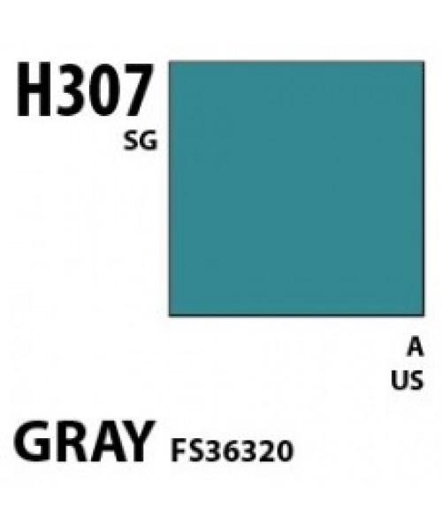 Mr Hobby / Gunze Aqueous Hobby Color Gray Fs 36320 - 10ml - Mr Hobby / Gunze - MRH-H-307