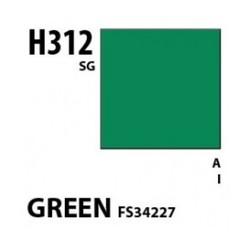 Aqueous Hobby Color Green Fs 34227 - 10ml - Mr Hobby / Gunze - MRH-H-312