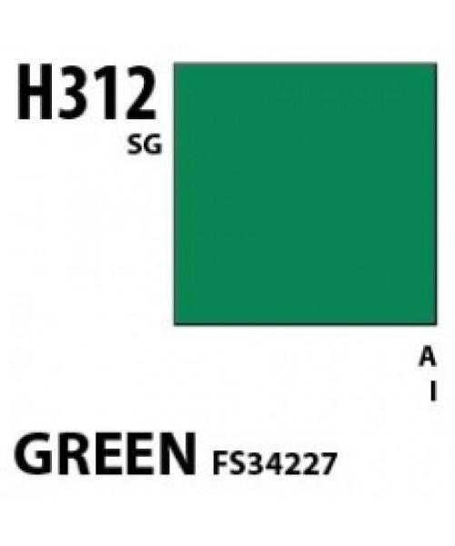 Mr Hobby / Gunze Aqueous Hobby Color Green Fs 34227 - 10ml - Mr Hobby / Gunze - MRH-H-312