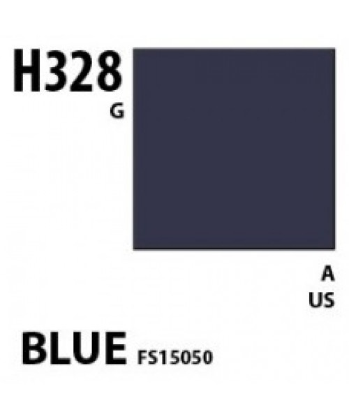 Mr Hobby / Gunze Aqueous Hobby Color Blue Fs 15050 - 10ml - Mr Hobby / Gunze - MRH-H-328
