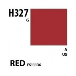 Aqueous Hobby Color Red Fs 11136 - 10ml - Mr Hobby / Gunze - MRH-H-327
