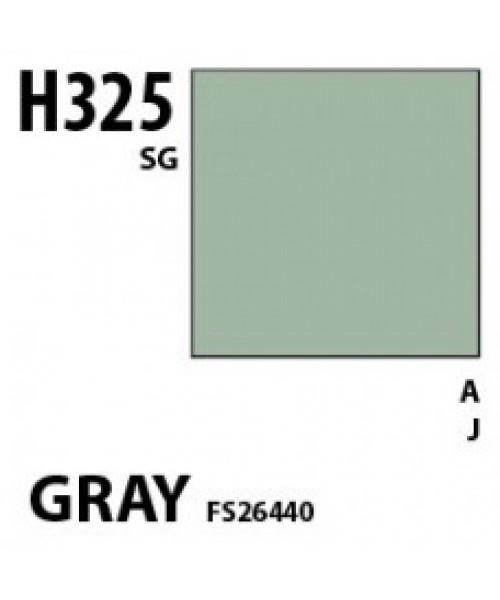 Mr Hobby / Gunze Aqueous Hobby Color Gray Fs 26440 - 10ml - Mr Hobby / Gunze - MRH-H-325