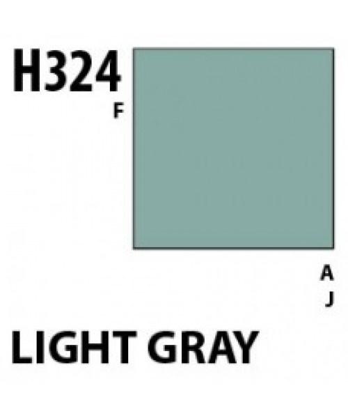 Mr Hobby / Gunze Aqueous Hobby Color Light Gray - 10ml - Mr Hobby / Gunze - MRH-H-324