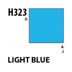 Aqueous Hobby Color Light Blue - 10ml - Mr Hobby / Gunze - MRH-H-323
