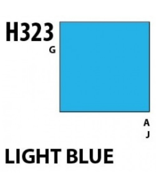 Mr Hobby / Gunze Aqueous Hobby Color Light Blue - 10ml - Mr Hobby / Gunze - MRH-H-323