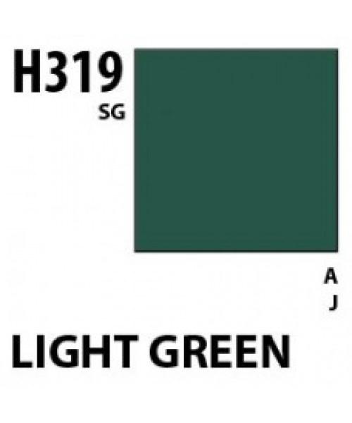 Mr Hobby / Gunze Aqueous Hobby Color Light Green - 10ml - Mr Hobby / Gunze - MRH-H-319