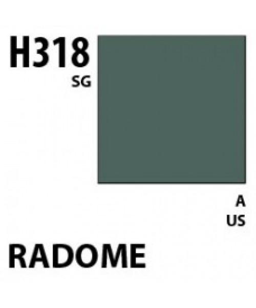 Mr Hobby / Gunze Aqueous Hobby Color Radome - 10ml - Mr Hobby / Gunze - MRH-H-318