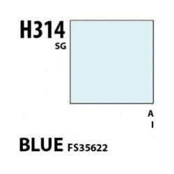 Aqueous Hobby Color Blue Fs 35622 - 10ml - Mr Hobby / Gunze - MRH-H-314