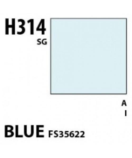 Mr Hobby / Gunze Aqueous Hobby Color Blue Fs 35622 - 10ml - Mr Hobby / Gunze - MRH-H-314