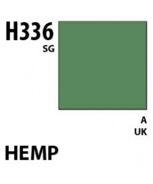Mr Hobby / Gunze Aqueous Hobby Color Hemp Bs4800/10B21 - 10ml - Mr Hobby / Gunze - MRH-H-336