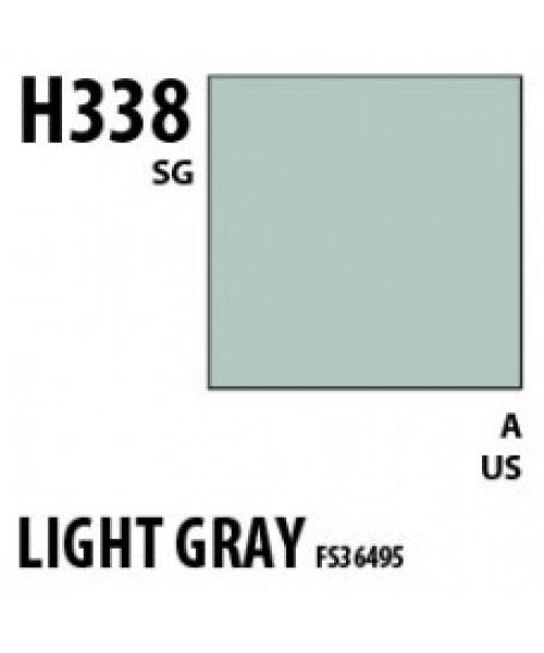 Mr Hobby / Gunze Aqueous Hobby Color Light Gray Fs36495 - 10ml - Mr Hobby / Gunze - MRH-H-338