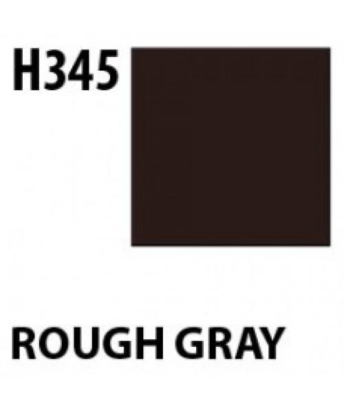 Mr Hobby / Gunze Aqueous Hobby Color Rough Gray - 10ml - Mr Hobby / Gunze - MRH-H-345