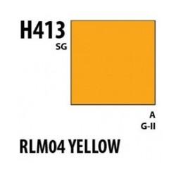 Aqueous Hobby Color Rlm04 Yellow - 10ml - Mr Hobby / Gunze - MRH-H-413