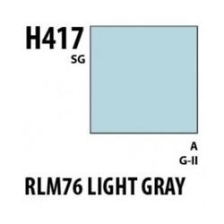 Aqueous Hobby Color Rlm76 Light Blue - 10ml - Mr Hobby / Gunze - MRH-H-417