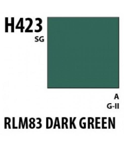 Mr Hobby / Gunze Aqueous Hobby Color Rlm83 Dark Green - 10ml - Mr Hobby / Gunze - MRH-H-423