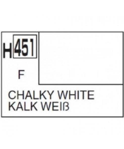 Mr Hobby / Gunze Aqueous Hobby Color Chalky White - 10ml - Mr Hobby / Gunze - MRH-H-451